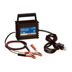 Guest 2606a Portable Battery Charger 6a/12v, 1 Bank, 120v Input