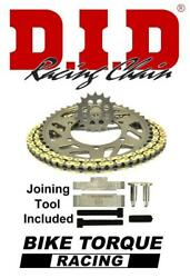 Husaberg Fe501 E 03-04 Did Extreme Chain And Sprocket Kit + Tool