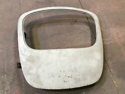 Trunk Lid For Jaguar Xke 2 Seater/2+2 Coupe