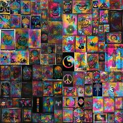 Wall Hanging Multi Color 100%Cotton Wonderful Design Indian Tapestry Poster Art