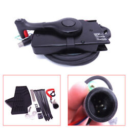 Boat Motor Side Mount Remote Control Box With 8 Pin Cable 15ft For Mercury Best