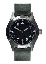 Mwc W10nd | Limited Edition |1960and039s/70and039s General Service Watch | 24 Jewels Auto