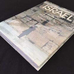 The Land Of Israel, 1978, U.s. 1st Edition, New Condition, Very Collectible