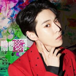 Used Nct 127 Japan 1st Mini Album [chain] Cd + Photobook + Card Doyoung Ver.