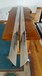 1955 Cadillac Rocker Stainless Trim Mouldings Passenger And Driver Randl Fleetwood