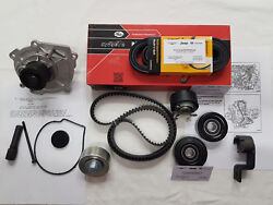 Timing Belt Kit And Water Pump And Pulleys Jeep Liberty Kk 2.8 Crd 2008-2012