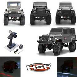 HSP Electric Rc Racing Car 110 Scale 4wd Off Road Rock Crawler Monster Truck