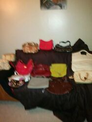 Micheal Kors clutch lot Designer bags $425.00
