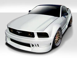 Duraflex Circuit Wide Body Kit - 9 Piece For 2005-2009 Mustang