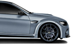 Af-5 Wide Body Front Fenders Gfk 2 Piece For 2008-2013 M3 E92 2dr Coupe