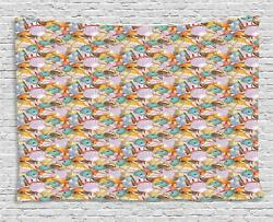 Shells Tapestry Wall Hanging Art for Bedroom Dorm Room 2 Sizes Available