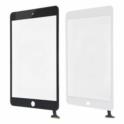 Front Panel Touch Screen Glass Digitizer Replacement For iPad Mini 1