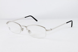 Cartier Platinum Eyeglasses T8100610 France 51mm Authentic New Titanium Frame