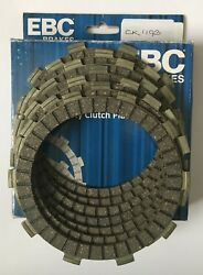Ebc Heavy Duty Clutch Friction Plate Kit For Yamaha Yzfr3 / Mt03 2015 To 2021