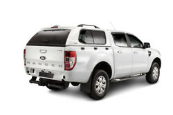 Ford Ranger T6 D-cab 2012 On S-series Hardtop Canopy Cover - Frozen White 7vt
