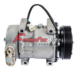 Ac Compressor And Clutch Co 4691c 55036340 For 1997-2001 Jeep Cherokee 4.0l