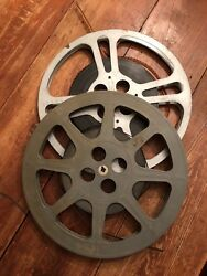 Set Of 2 Movie Or Tv Reels - Lawrence Welk Show And Audio Brandon Film