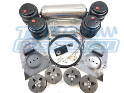 Complete 1963-1972 C10 Pickup Truck Air Ride Suspension System Kit