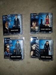 Alias The Tv Show Action Figures 2004 Us Shipping Free