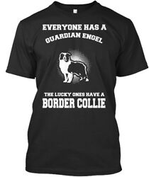The Lucky Ones Border Collie Premium Tee T-Shirt