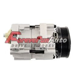 Ac Compressor For 2001 2002 2003 2004 2005 2006 2007 Mercury Ford Sable Taurus