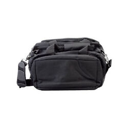 BULLDOG CASES BD910 BULLDOG RANGE BAG DLX WSTRAP BLK
