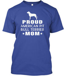 In style American Pit Bull Terrier Gift Hanes Tagless Hanes Tagless Tee T-Shirt