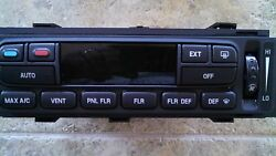 2002 2003 Ford F150 ATC AC Heater Digital Climate Control W Rear glass defrost