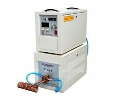 45KW structure high frequency induction heater quenching melting furnace