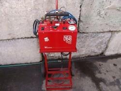 WHITE INDUSTRIES K-WHITE REFRIGERANT RECOVERY SYSTEM MODEL 01646 WORKS FINE