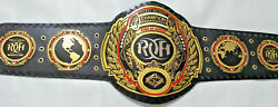 Roh Ring Of Honor Wrestling Championship Belt Adult Size Replica