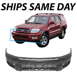 New Primered Front Bumper Cover Fascia For 2003 2004 2005 Toyota 4 Runner 03-05