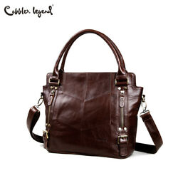 Cobbler Legend Women Handbags Hobo Shoulder Bags Tote Designer Genuine Leather