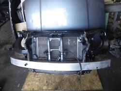 07-09 MERCEDES GL X164 Front Clip Core Support Radiator Condenser AC Fan OEM