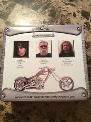 Orange County Choppers Pez Dispencers