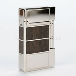 S.t.dupont Lighter Inspiration Nature Limited Edition Ebony 2002 - New In Box