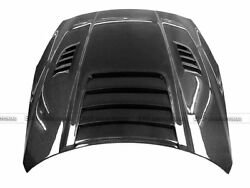 Carbon Fiber For Nissan R35 GTR Revo Style Hood With Water Tray Protector Refit