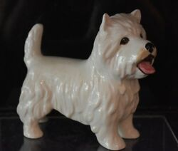 Vintage Beswick West Highland White Terrier (cir. 1965)