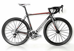 STRADALLI R7 CARBON ROAD BIKE SHIMANO DURA ACE 9000 11 SPEED 56 CM LIGHTWEIGHT