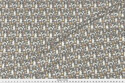 Border Collie Border Collies Dogs Dog Fabric Printed by Spoonflower BTY