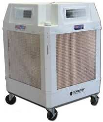 Portable Evaporative Cooler24601660cfm WAYCOOL GWC-1HPMFA360
