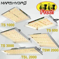 Mars Hydro Ts 600w 1000w 2000w 3000w Led Grow Light Hydroponic Indoor Veg Flower