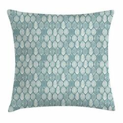 Vintage Geometry Throw Pillow Cases Cushion Covers Home Decor 8 Sizes Ambesonne