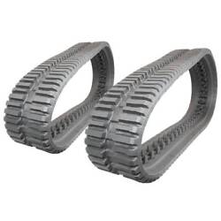 Pair Of Prowler Jcb Robot 190t At Tread Rubber Tracks - 320x86x52 - 13