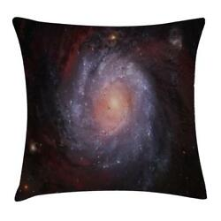 Space Science Throw Pillow Cases Cushion Covers Home Decor 8 Sizes