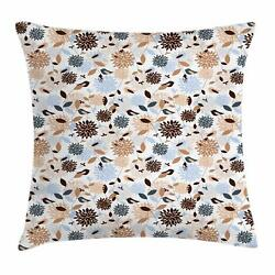 Earthy Tones Throw Pillow Cases Cushion Covers Home Decor 8 Sizes