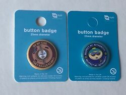 South Park Stick of Truth Promo Button Badge Set Ubisoft Xbox One 360 PS4 PS3