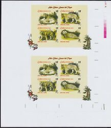 2010.418 Lg251 Spain Colonies Mnh Special Format Proof Sheet 2010 China Moon Y