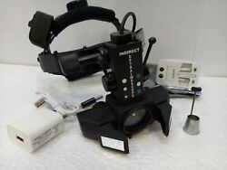 Ophthalmoscope Rechargeable Habd Band Opthalmoscope