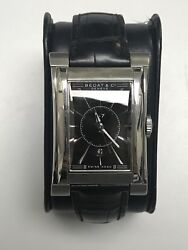 Bedat And Co No 737 Wrist Watch 30mm Stainless Steel Bracelt